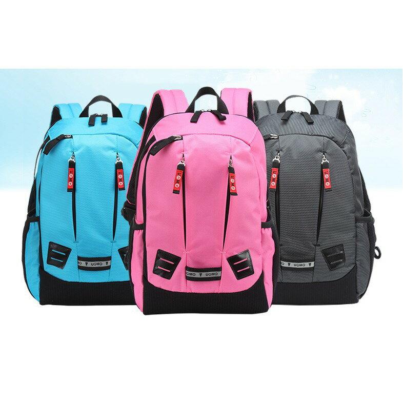 【UNME】【送筆袋】 兒童書包 運動背包 超輕透氣 戶外教學書包 後背包 3252