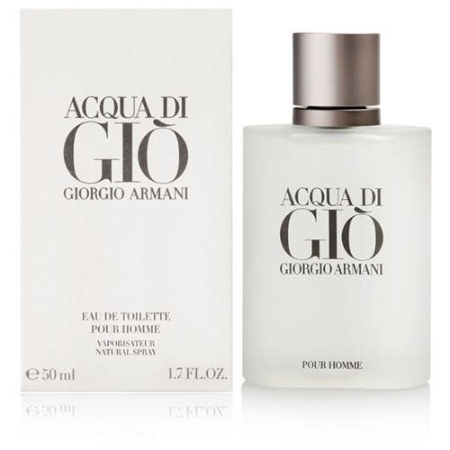 2df982069 Perfume Worldwide: Giorgio Armani 'Acqua Di Gio' Men's 1.7-ounce Eau ...