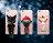 [APPLE] ✨ 時尚系列透明軟殼 ✨ 日本工藝超精細[I5,ISE/I6,I6S/I6+,I6s+] 2