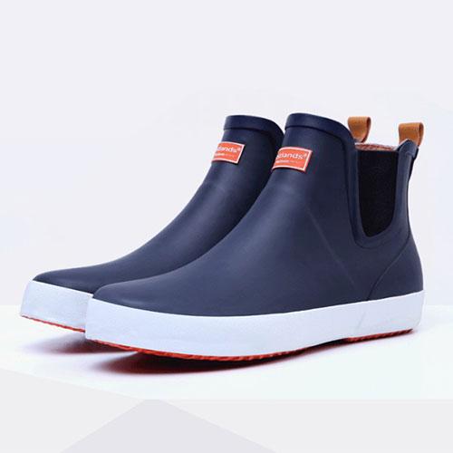 里奈子 Li-nagi:LINAGI里奈子【S70679】男釣魚爬山旅行雨鞋防水鞋防滑鞋底