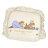 『121婦嬰用品館』狐狸村 乳膠嬰兒造型枕-米 0