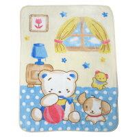 彌月寢具用品推薦到Baby City  LittleCoro兒童毛毯-咖啡/防風/冷氣毯/彌月禮 (精美禮盒裝,送禮自用兩相宜)就在麗兒采家推薦彌月寢具用品