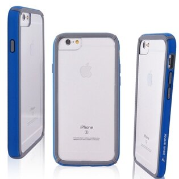 iPhone66S78Plus(5.5吋)波塞頓系列耐撞擊雙料防摔殼