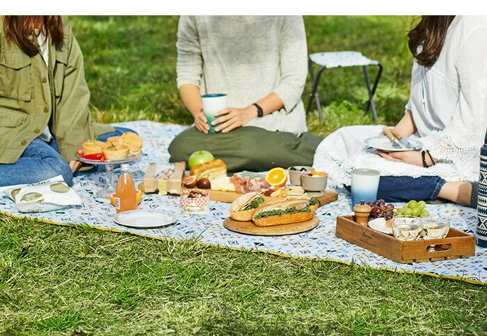 日本 聯名款 MOOMINBRUNO 嚕嚕米 野餐墊L (3-4人) /140220cm /  野餐 海邊  。日本必買 日本樂天代購 日本空運直送 天天買日貨|日本樂天熱銷Top