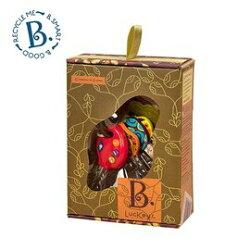 【淘氣寶寶】 美國 B.Toys 感統玩具 幸運的鑰匙