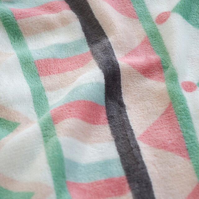 冬日自然蓄熱【波麗路】厚版法蘭絨羊羔絨暖暖被(150×200cm)-絲薇諾 3