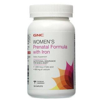 專品藥局【GNC健安喜】婦寶樂食品錠 120顆 【2009616】
