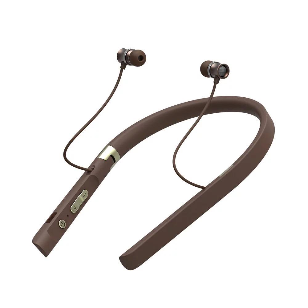 《大信百貨》吸磁頸掛式 藍芽耳機 無線 吸磁 高效能 防汗 音樂 通訊