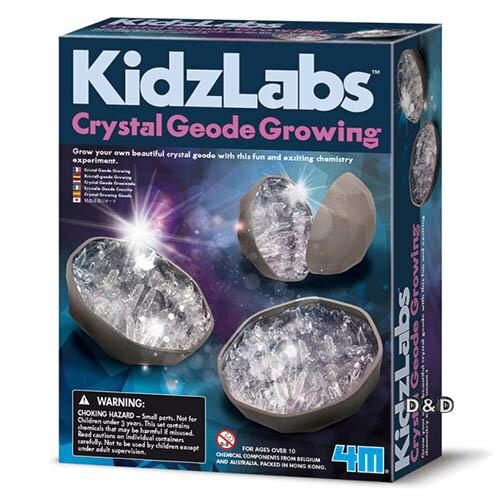 《4M科學探索》神奇水晶洞