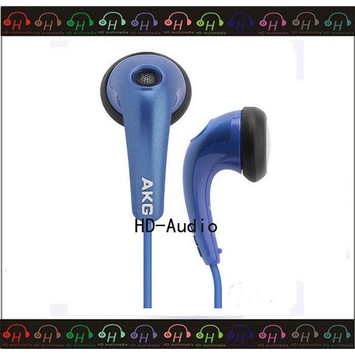 弘達影音多媒體 AKG Y15 藍色 耳塞式耳機 K315後繼 公司貨