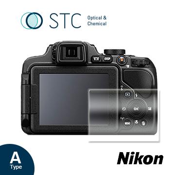 【STC】NikonP610P600專用9H鋼化玻璃保護貼