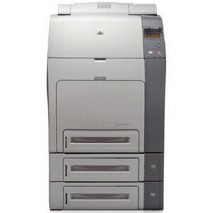 HP LaserJet 4700DTN Laser Printer - Color - 600 x 600 dpi Print - Plain Paper Print - Desktop - 31 ppm Mono / 31 ppm Color Print - Letter, Legal, Executive, Statement, Envelope No. 10, Custom Size - 1600 sheets Standard Input Capacity - 850000 Duty Cycle 0