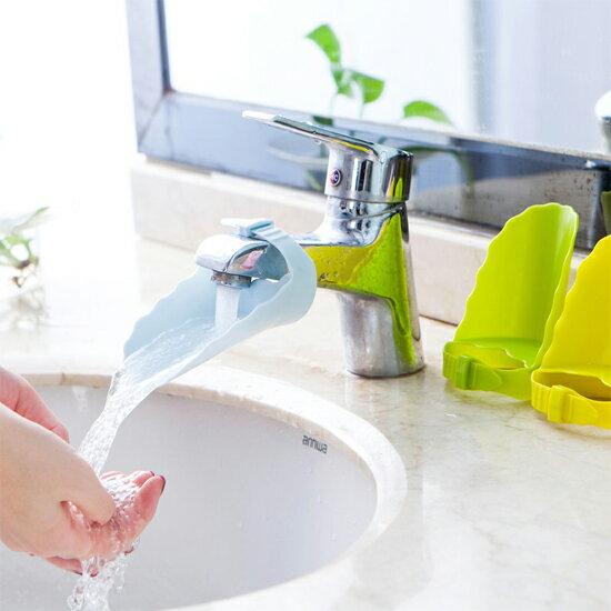 ♚MY COLOR♚兒童洗手輔助延伸器 水龍頭 兒童 延長 浴室 廚房 導水槽 兒童用品 寶寶【N193】
