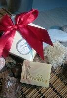 婚禮小物推薦到甜蜜人生皂