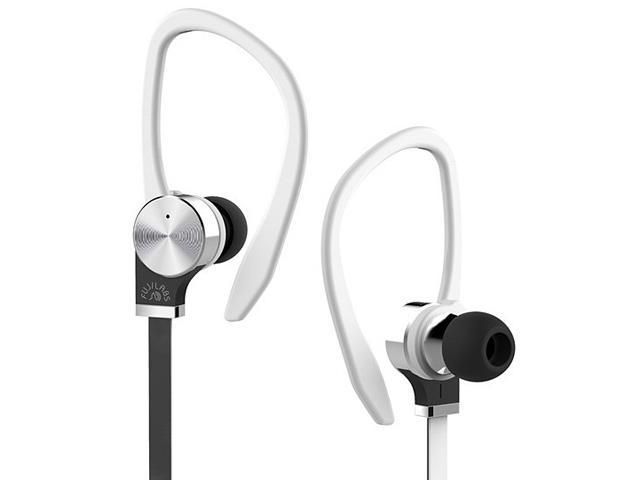 Fuji Labs AUFJ-PSQWBS306WH In-Ear 3.5mm Wired Headphones