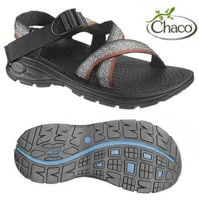 ├登山樂┤美國Chaco Z/VOLV 男冒險旅遊涼鞋/戶外涼鞋-標準款 冰裂灰# CH-EZM01-HB31
