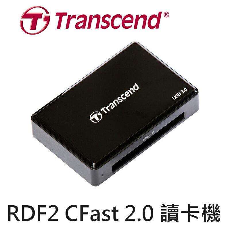 ◎相機專家◎ Transcend 創見 RDF2 CFast 2.0 讀卡機 USB 3.0 F2 公司貨