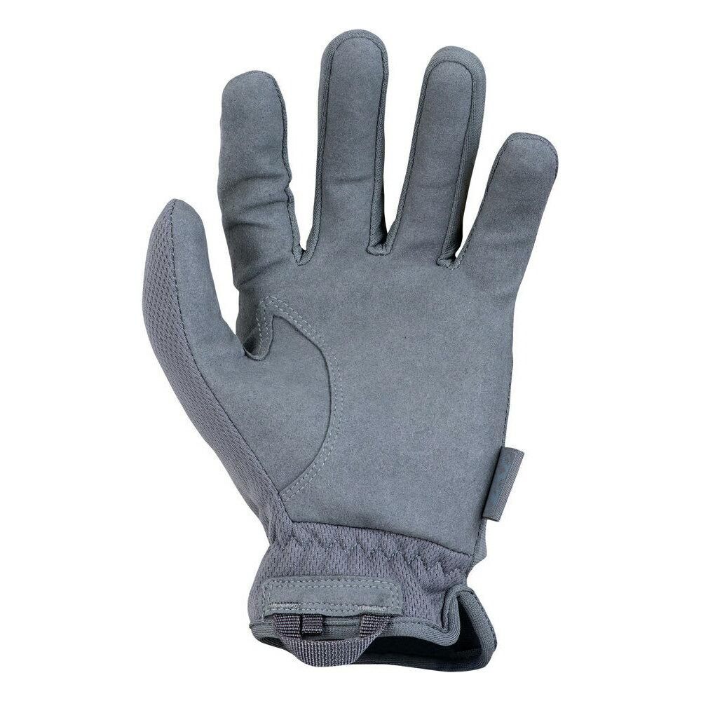 Mechanix Wear FastFit Work / Duty Gloves Wolf Grey - Medium - MFF-88-009 1