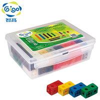 積木玩具推薦到【智高 GIGO】2cm 積木 #1017CR就在幼吾幼兒童百貨商城推薦積木玩具