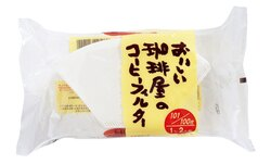 日本 三洋 珈琲屋 101 OCW 漂白濾紙/扇形濾紙/咖啡屋/手沖咖啡