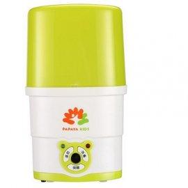 【淘氣寶寶】【 Papaya Kids 馬克文生 】 二合一 溫奶 蒸氣 消毒鍋 MVS160002