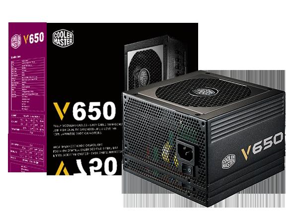 【迪特軍3C】COOLMASTERV系列V650電源供應器PC電源供應器POWER