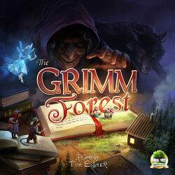 特價 含稅附發票 The Grimm Forest 格林童話 英文版 方舟風雲會益智桌遊  實體店正版
