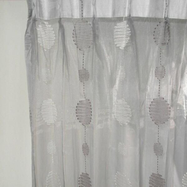 客製化窗紗個性灰(亦可依尺寸報價下單)