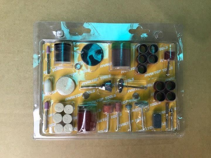 105件 3mm柄徑 拋光 研磨 修整雕刻機 研磨機 105件套組 非100件