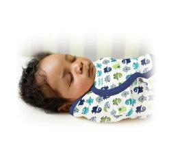 美國【Summer infant】聰明懶人育兒包巾(怪獸派對) #54580