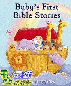 106美國直購  2017美國暢銷兒童書 Baby #x27 s First Bible
