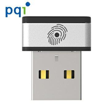 【PQI】MyLockey加密辨識指紋碟