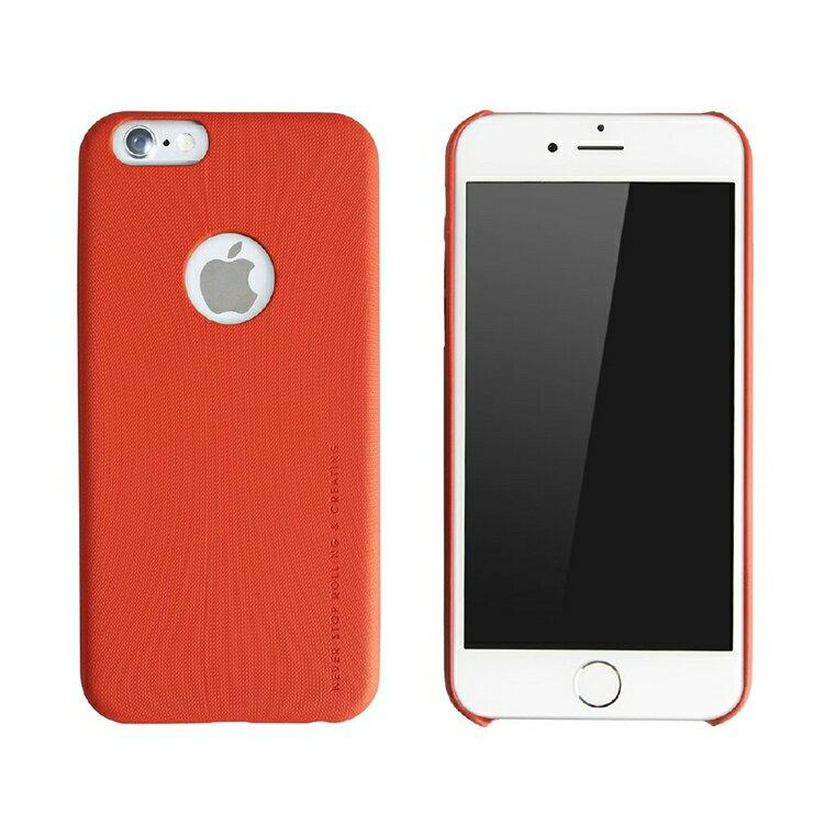 Rolling Ave. - Ultra Slim Leather case iPhone 6S plus / 6 plus 運動風 手感皮質護套 共3款
