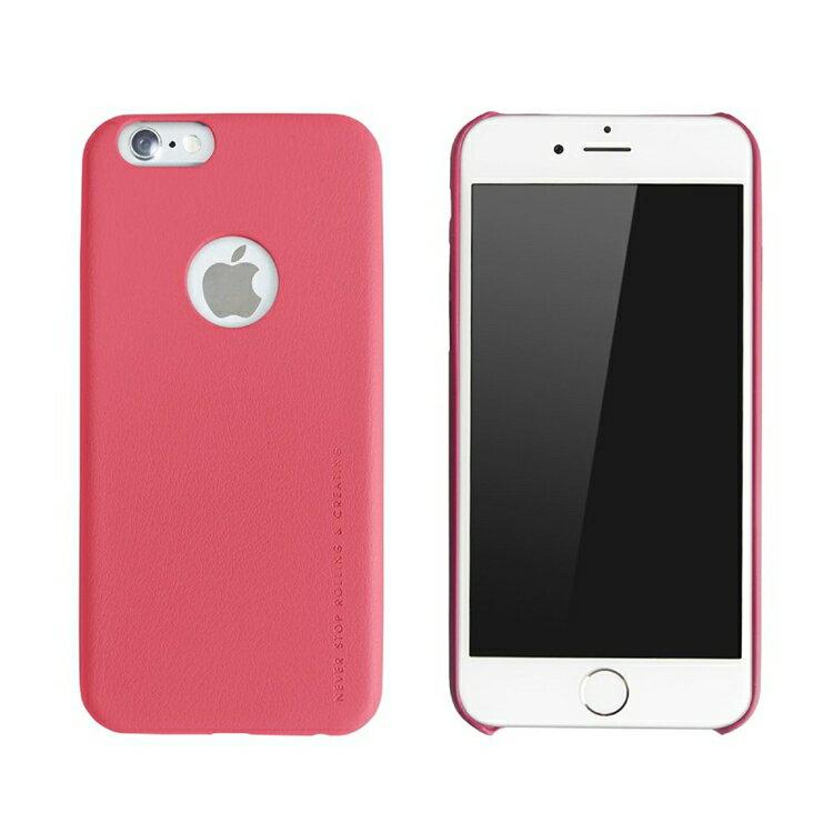 Rolling Ave. - Ultra Slim Leather case iPhone 6S plus / 6 plus 時尚風 手感皮質護套