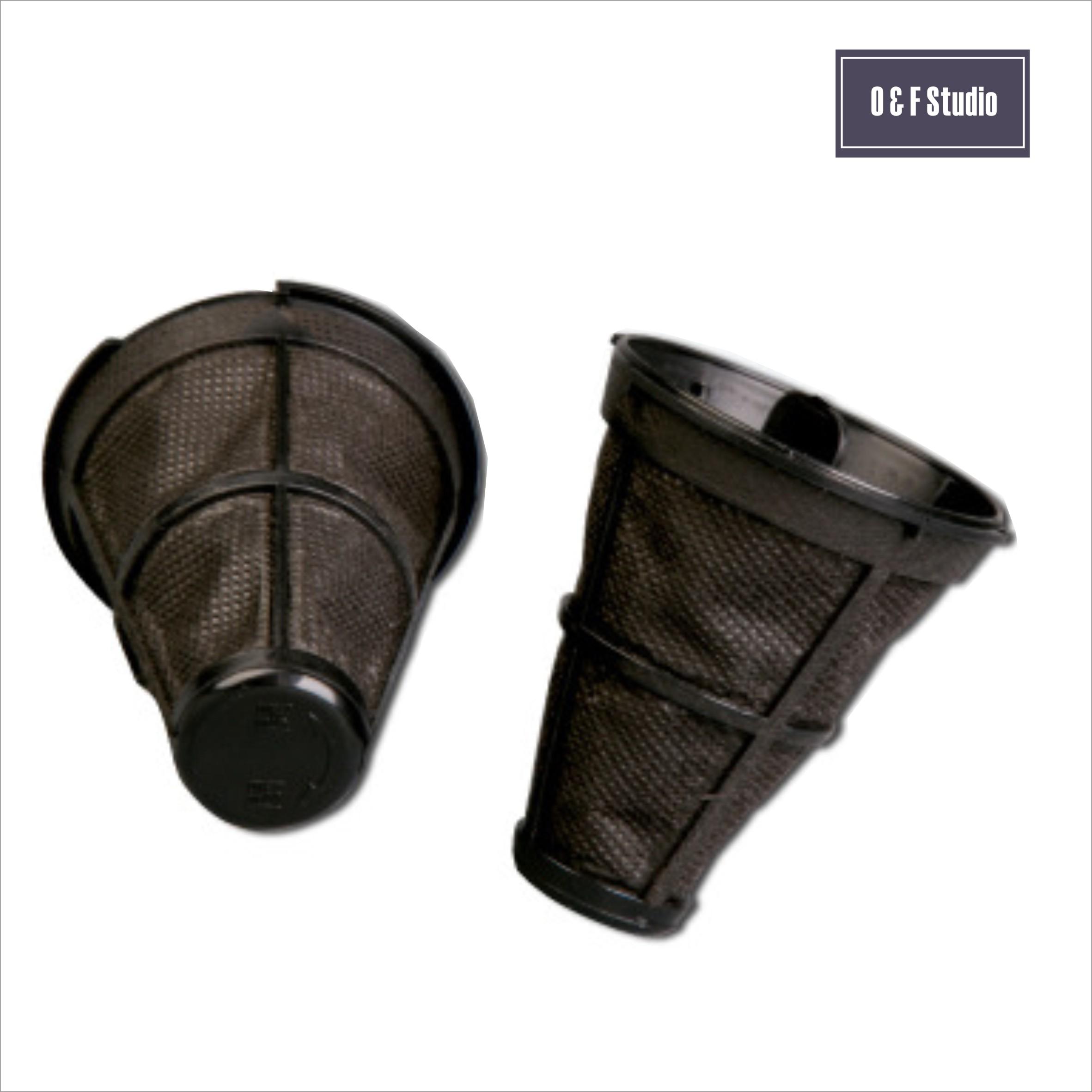 IRIS OHYAMA 除蟎吸塵器IC-FAC2 專用集塵濾網 CF-FS2 (1入)【居家達人 IRS02】