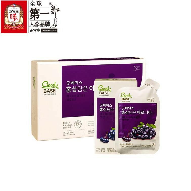 【正官庄】高麗蔘野櫻莓飲50ml 零添加 真材實料 好口感 高品質原裝進口 4 / 10左右出貨 0