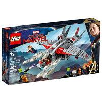 Marvel 玩具與電玩推薦到樂高積木 LEGO《 LT76127 》2019年 SUPER HEROES 超級英雄系列 - Captain Marvel and The Skrull Attack就在東喬精品百貨商城推薦Marvel 玩具與電玩