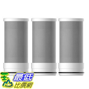 [107美國直購] 美國進口6月長效型水龍頭濾心3入 Waterdrop Replacement Filters for ACF Faucet Filtration System (3 Pack)