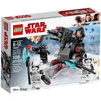 星際大戰 LEGO樂高積木推薦到樂高積木 LEGO《 LT75197 》2018年STAR WARS 星際大戰系列 - First Order Specialists Battle Pack就在東喬精品百貨商城推薦星際大戰 LEGO樂高積木