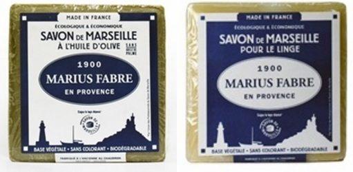 法國 MARIUS FABRE 法鉑 經典馬賽皂(橄欖油/棕櫚油) 200g