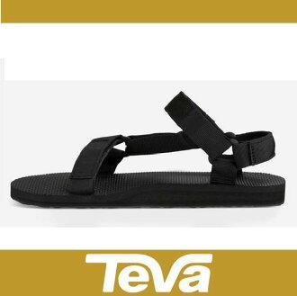 萬特戶外運動-美國TEVA UNIVERSAL SANDAL TV1003987BLK TV1004010BLK 男女涼鞋 基本款 情侶鞋 黑色