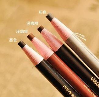 【省錢博士】時尚專業化妝師推薦 / 專用拉線眉筆 / 防水不暈染眼線筆