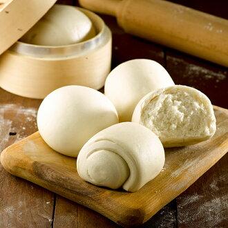 【山東饅頭】手工饅頭1包5入(每顆約130克+/-5克) ▶玉食堂手工養生包子饅頭