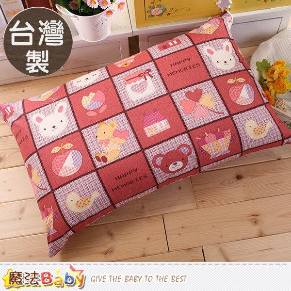 台灣製枕頭套(2個一組)  魔法Baby~id61_a009