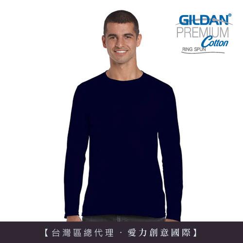 正品 GILDAN吉爾登76400 亞規柔棉長袖T恤 (5色可選)