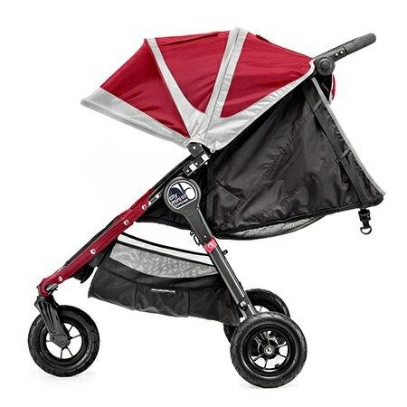 美國【Baby Jogger】City Mini GT 三輪嬰兒手推車 4