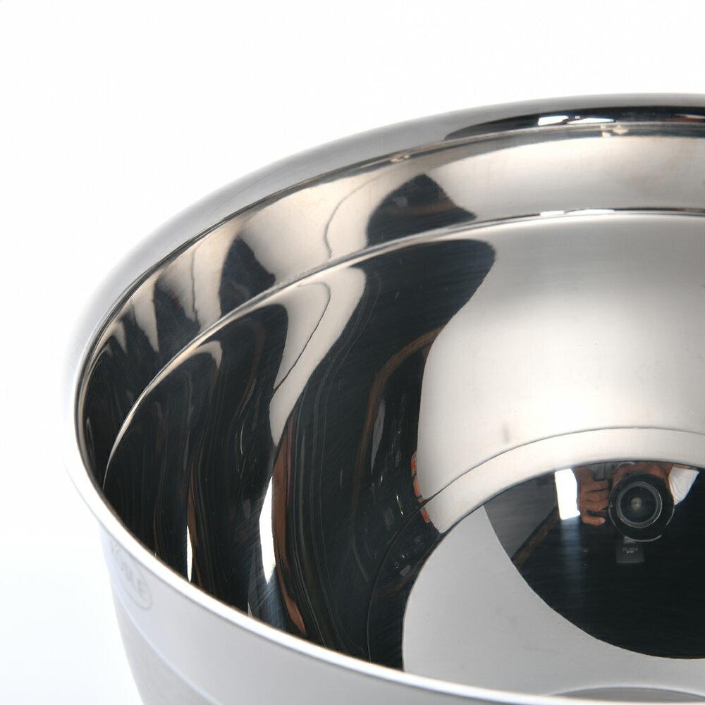 【德國Rosle】Rosle 不鏽鋼料理盆 調理碗 沙拉缽 20cm 4