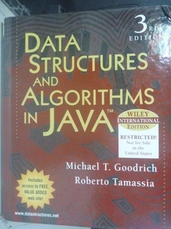 ~書寶 書T3/大學資訊_ZEM~Data structures and algorith