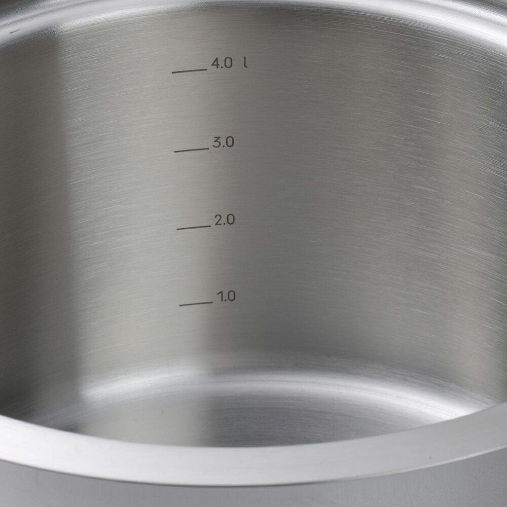 【瑞士Kuhn Rikon】 HOTPAN 休閒鍋 湯鍋 悶燒鍋 5L 綠色(kuhn rikon休閒鍋) 4