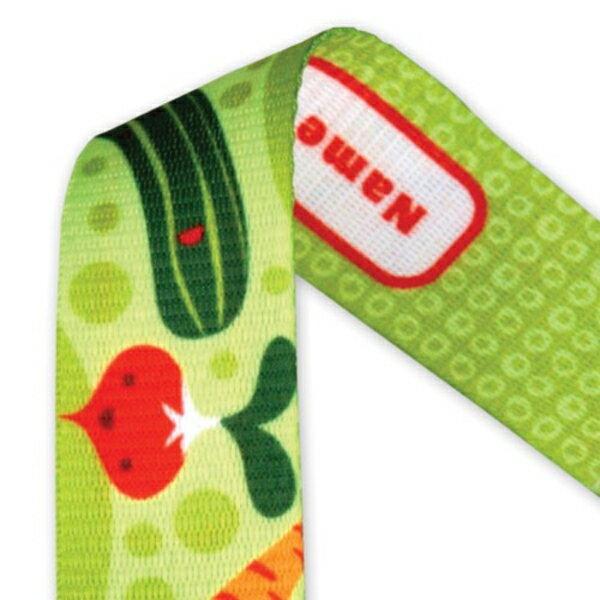 ollobaby瓦吉司 - ulubulu - 安撫奶嘴夾 -綠色蔬菜 2